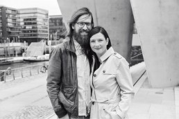 Magdalena i Thomas Cornelius foto razem